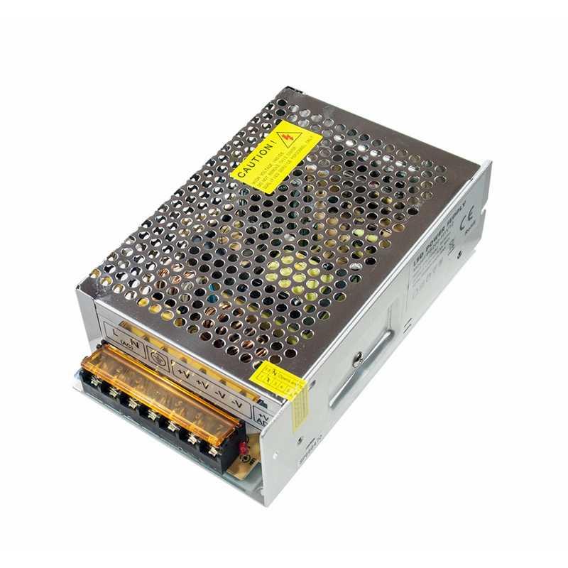 Блок питания 12V 150W IP20 12,5A (PS-150-12 mini) 160*99*50мм Включай