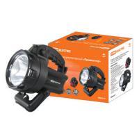 """Фонарь светодиод. Прожектор"""", аккум. 1 LED 3 Вт (CREE), 300 м дальность, подставка, 44 лм/Вт, TDM"""""""
