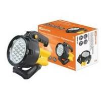 "Фонарь светодиод. Прожектор"", аккум. 23+18 LED, поворот. ручка и подставка, 28 лм/Вт, TDM"""