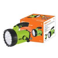 "Фонарь светодиодн. Прожектор"", 23+18 LED, поворотн. ручка и подставка, 28 лм/Вт, 3*D, TDM"""