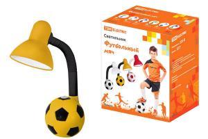Светильник Футбольный мяч настол. 220В  40Вт Е27 желто-черный TDM