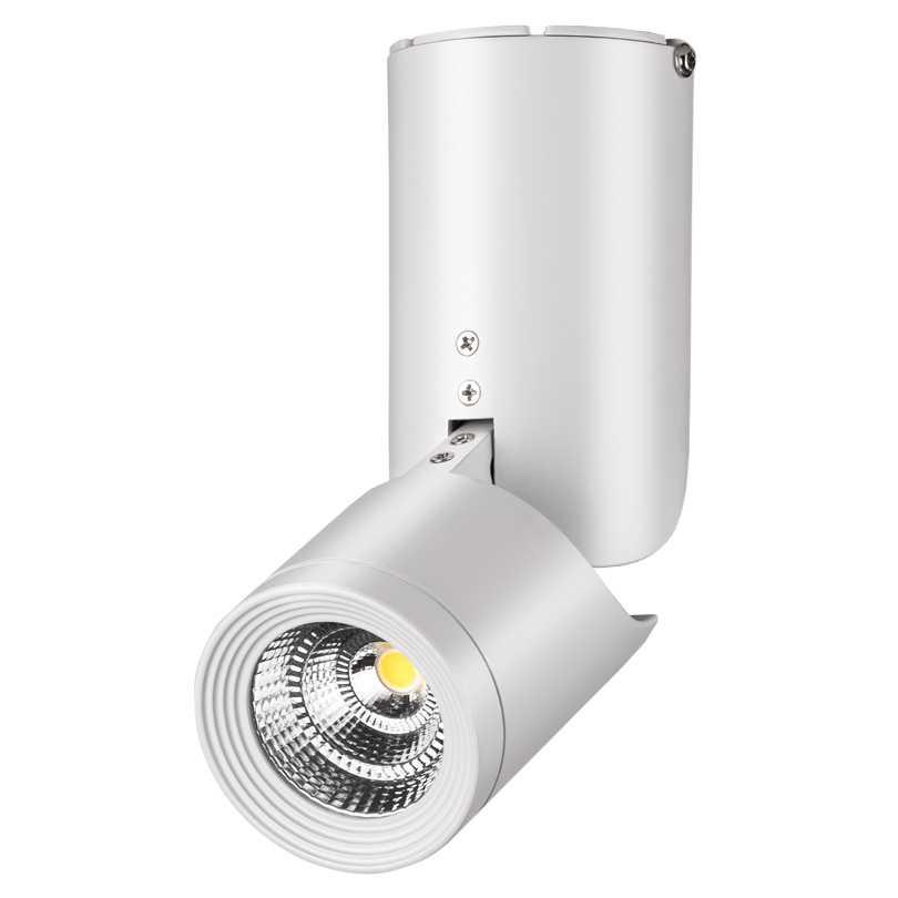 Светильник накладной SPOT02-CLL10W-WH