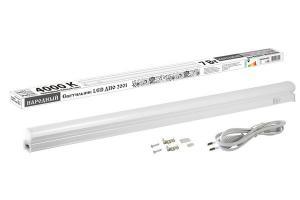 Светильник LED ДПО 2001 7 Вт, 6500К, IP40, Народный ТДМ SQ0329-0113