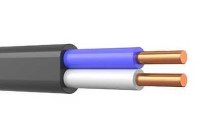 Кабель ВВГ-Пнг(А) LS 2*4  ГОСТ Стандарт