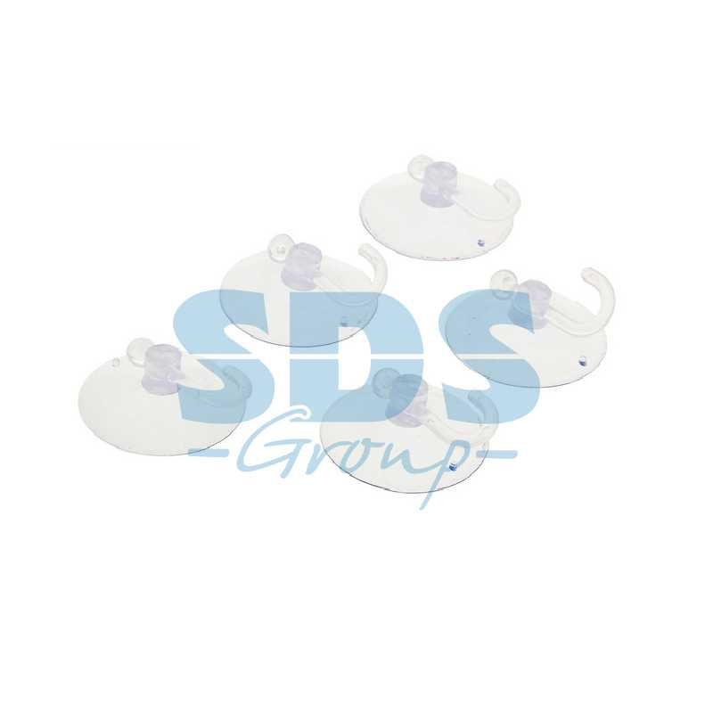 Присоска с крючком (10 шт)