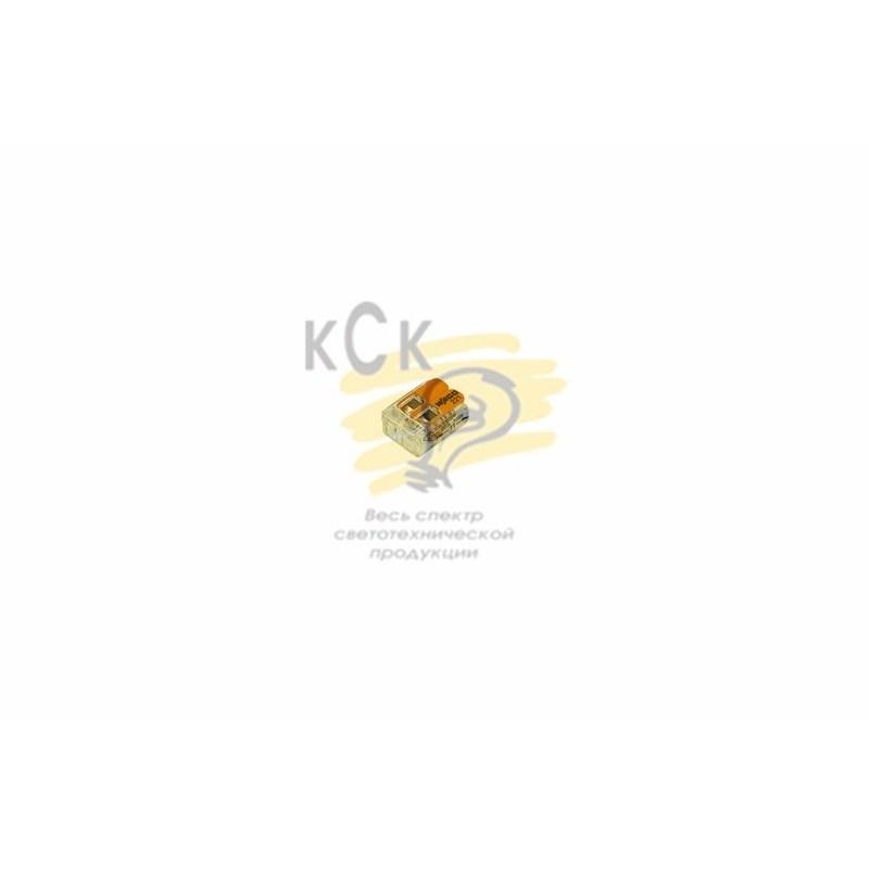 221-412 Клемма 2 контактная компактная 0,2-4 кв. мм 100 шт WAGO