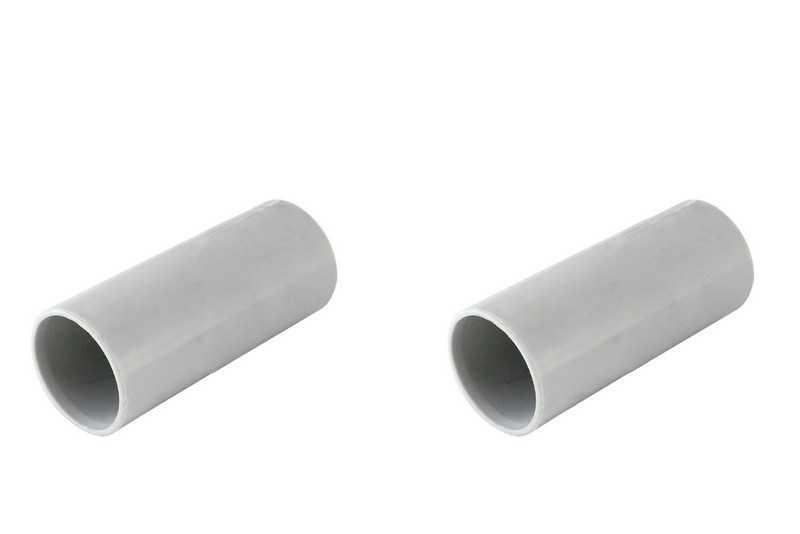 SQ0405-0015 Муфта соед. для трубы 40 мм (20шт) TDM электропродукция оптом, и розницу купить в Крыму, Симферополе, Севастополе магазин КСК
