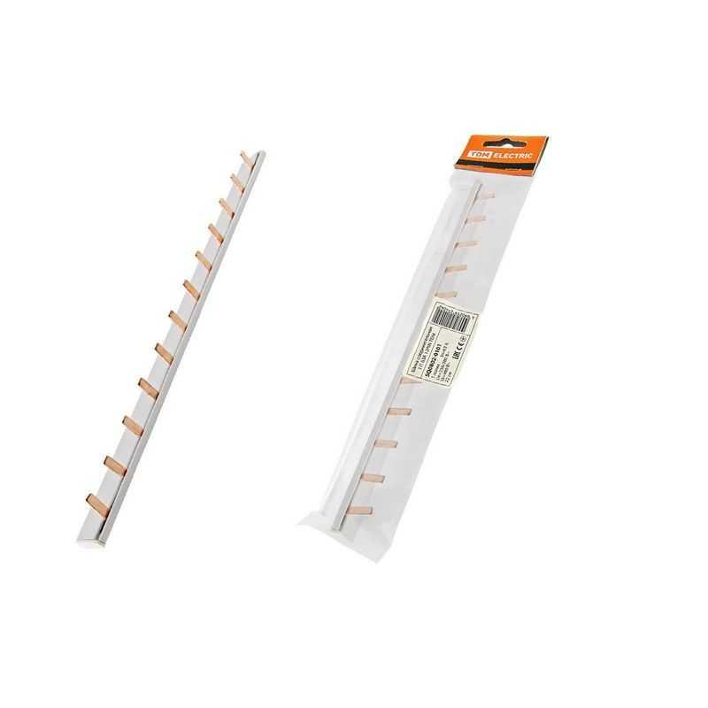 Шина соединительная 1П 63А PIN (штырь) 12PIN TDM