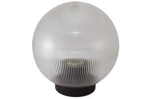 Светильник НТУ 02- 60-253 шар прозрачный с огранкой d=250 мм TDM
