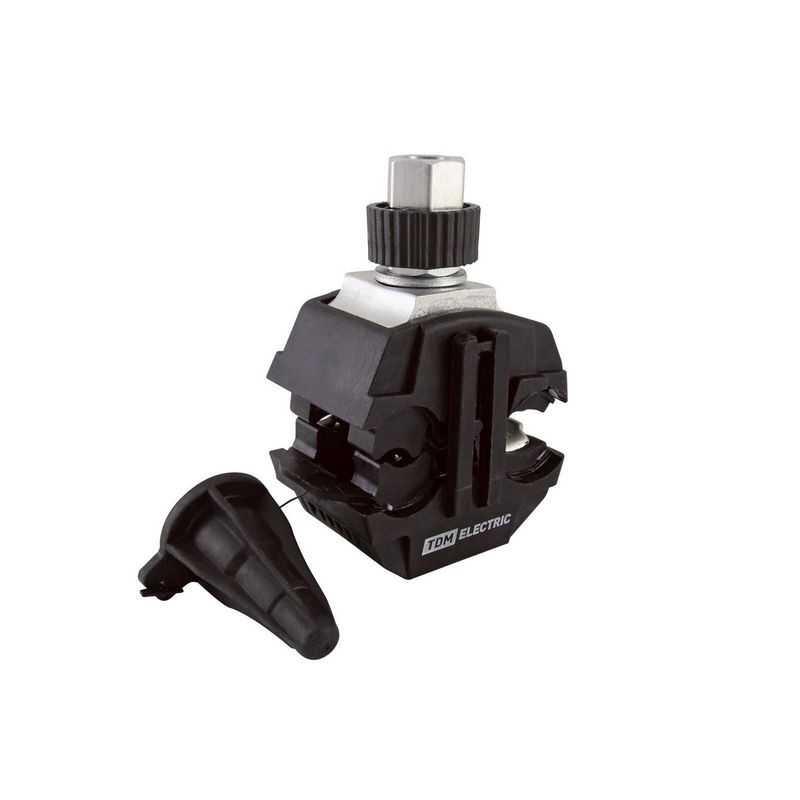 Зажим герметичный для отвлетвления от неизол. проводника ЗГОНП 16-120/16-35 (N640, RDP25/CN) TDM