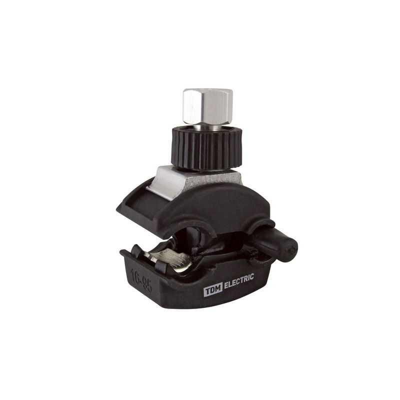 Зажим герметичный для отвлетвления от неизол. проводника ЗГОНП 16-95/1,5-10 (N616) TDM
