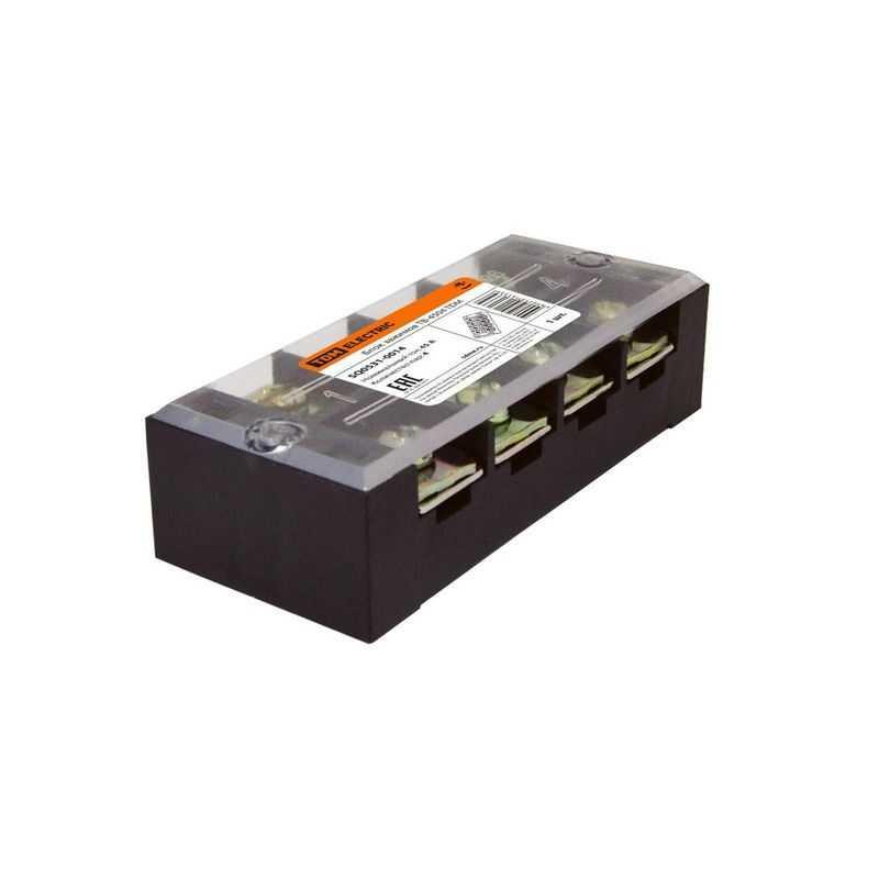 Блок зажимов ТВ-4504 TDM